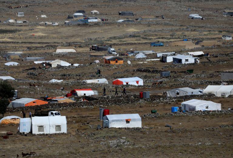 Το Ισραήλ δεν θα δεχτεί Σύρους πρόσφυγες στο έδαφός του | tanea.gr