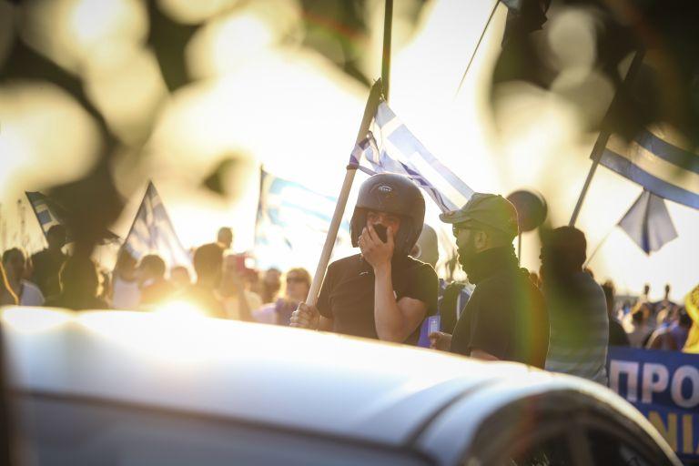 Νέο συλλαλητήριο για τη συμφωνία των Πρεσπών στη Θεσσαλονίκη   tanea.gr