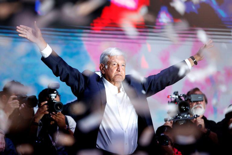 Αντιμέτωπος με μεγάλες προκλήσεις ο νέος πρόεδρος του Μεξικού   tanea.gr