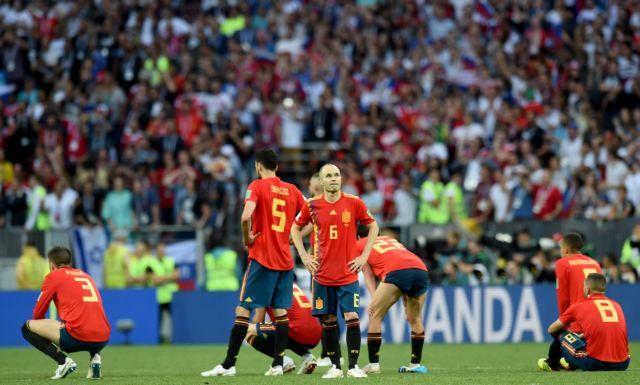 Ισπανικός εμφύλιος για την Εθνική | tanea.gr