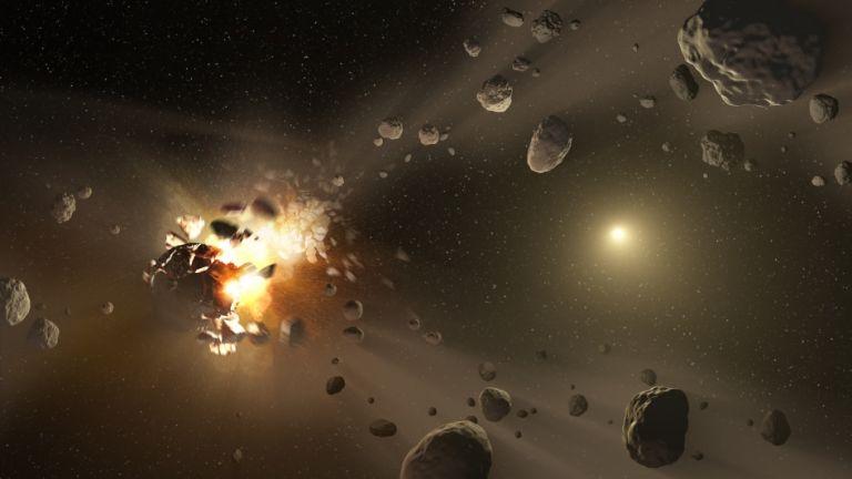 Βρέθηκαν οι... ρίζες των αστεροειδών του ηλιακού μας συστήματος | tanea.gr