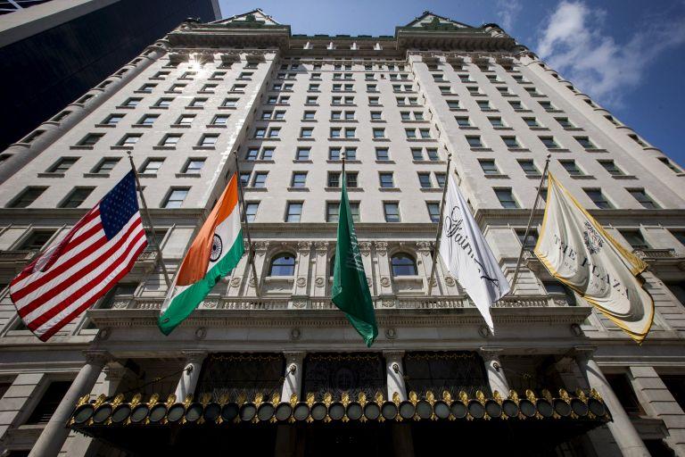 Το Κατάρ συμφώνησε να αγοράσει το Plaza της Νέας Υόρκης έναντι 600 εκατ. δολαρίων | tanea.gr