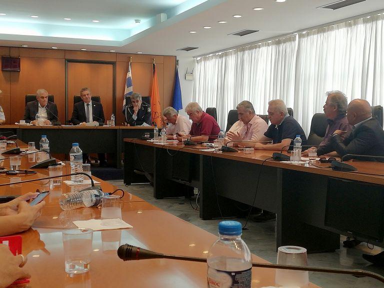 Για αύξηση αστυνομικών περιπολιών μίλησε στο Ιλιον ο Τόσκας | tanea.gr
