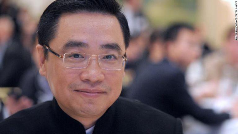 Κίνα: Πέθανε ο πρόεδρος του ομίλου HNA   tanea.gr