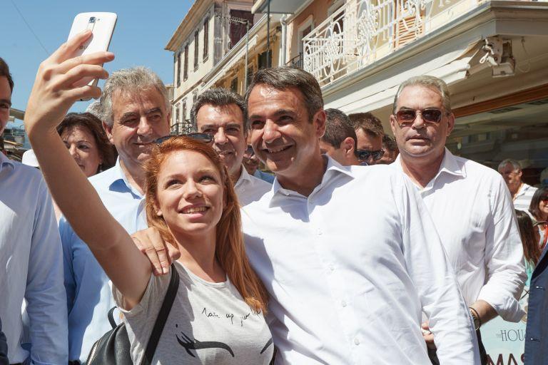 Μητσοτάκης: «Εκλογές μία ώρα αρχύτερα να τελειώνουμε πια» | tanea.gr