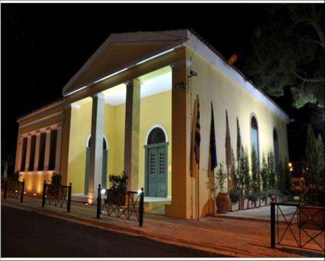 Δημοτική Ολυμπιακή Πινακοθήκη Σπύρος Λούης (Πλατεία Ηρώων) | tanea.gr