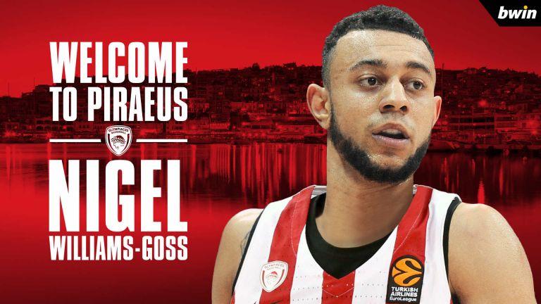 Μπάσκετ: Ο Ολυμπιακός ανακοίνωσε την απόκτηση του Γκος | tanea.gr
