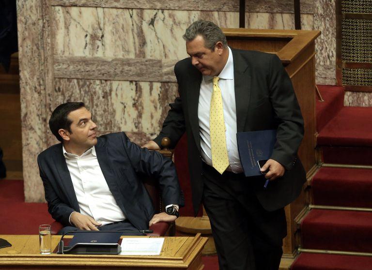 Κόβουν τις εμφανίσεις τους στον ΣΚΑΙ βουλευτές και στελέχη του ΣΥΡΙΖΑ και των ΑΝΕΛ | tanea.gr