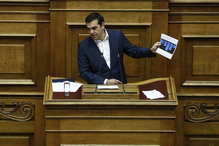Τσίπρας σε Μητσοτάκη: Είστε πολιτικός απατεώνας   tanea.gr