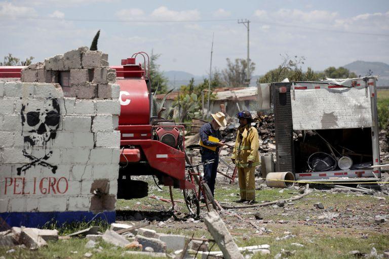 Απίστευτη τραγωδία με τουλάχιστον 24 νεκρούς σε αποθήκη πυρομαχικών | tanea.gr