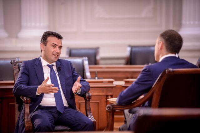 Ζάεφ: Ετσι φτάσαμε στη συμφωνία για το «Βόρεια Μακεδονία» | tanea.gr
