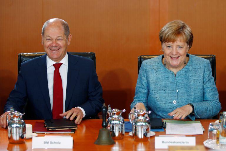Γερμανία: Τα βρήκαν τελικά για το μεταναστευτικό   tanea.gr