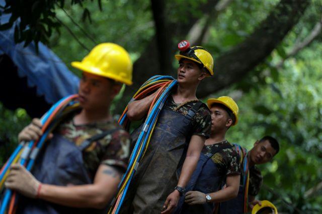 Κορυφώνεται η αγωνία για τα 12 παιδιά   tanea.gr