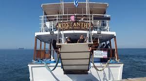 Επιχείρηση αποκόλλησης πλοιαρίου στο Θερμαϊκό | tanea.gr