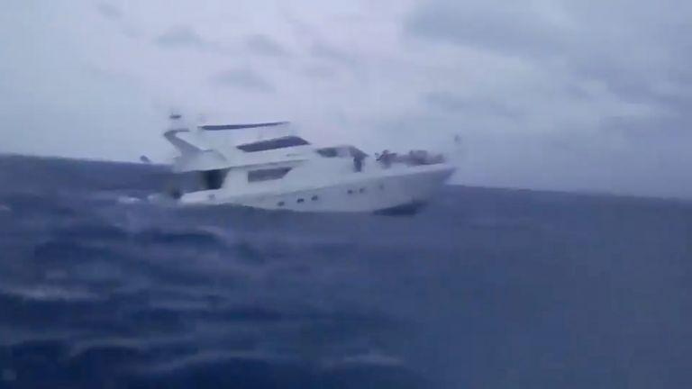 Ταϊλάνδη: 41 νεκροί από τη βύθιση τουριστικού σκάφους | tanea.gr