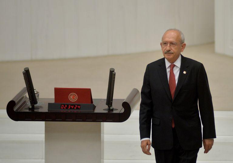 Τουρκία : Πρόστιμο-ρεκόρ στον ηγέτη της αντιπολίτευσης | tanea.gr