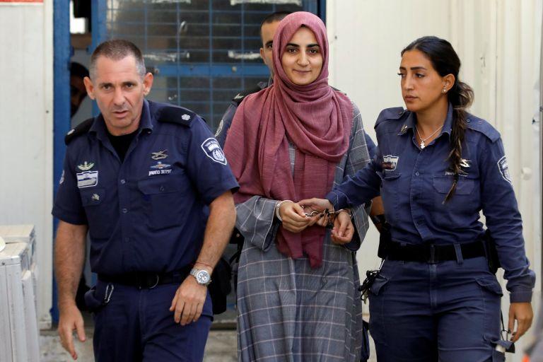 Ισραήλ: Κατηγορίες σε τουρκάλα για υποστήριξη «τρομοκρατικής οργάνωσης» | tanea.gr