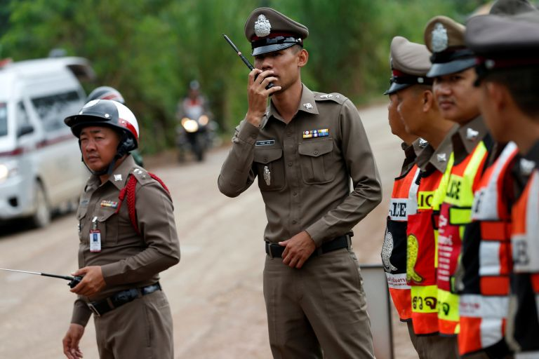Συνεχίζεται το θρίλερ στην Ταϊλάνδη – Κίνδυνος πλημμύρας στο σπήλαιο | tanea.gr