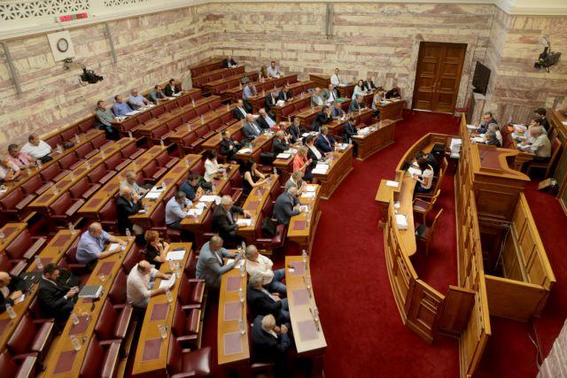 Νυχτερινά εκλογομαγειρέματα με τροπολογία βουλευτών του ΣΥΡΙΖΑ | tanea.gr