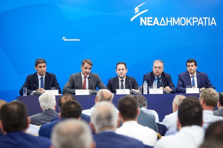 Ρύθμιση για το ιδιωτικό χρέος των επιχειρήσεων εξήγγειλε ο Μητσοτάκης | tanea.gr