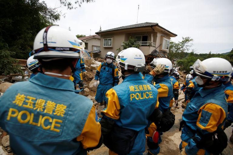 Ιαπωνία: Στους 179 οι νεκροί από πλημμύρες και κατολισθήσεις | tanea.gr