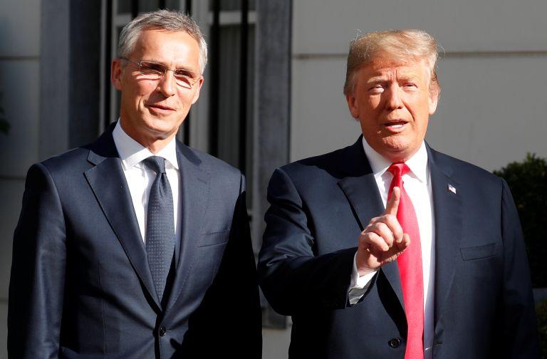 Υπό την «αδιάφορη ματιά» του Τραμπ η Σύνοδος του ΝΑΤΟ | tanea.gr