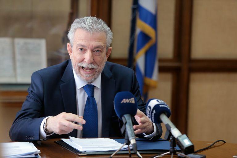 Κοντονής: Κόλαφος η απόφαση του ΣτΕ σχετικά με τη Συμφωνία των Πρεσπών | tanea.gr