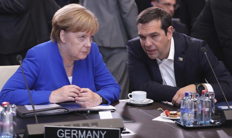 Παρέμβαση της Μέρκελ για τους Ελληνες στρατιωτικούς ζήτησε ο Τσίπρας | tanea.gr