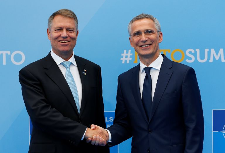 Υπέρ της ένταξης της «Βόρειας Μακεδονίας» στο ΝΑΤΟ η Ρουμανία | tanea.gr
