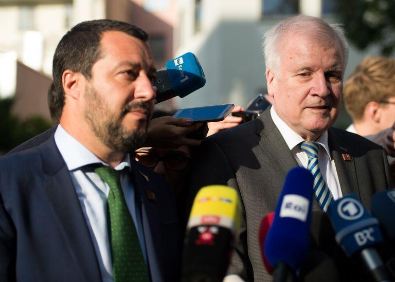 Ιταλία: Οχι επαναπροωθήσεις από τη Γερμανία χωρίς συμφωνία σε επίπεδο ΕΕ   tanea.gr