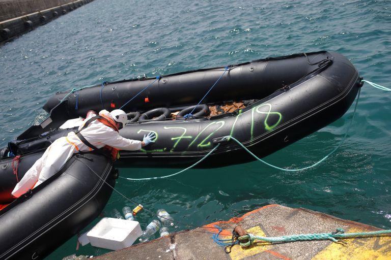 Κύπρος: 19 νεκροί σε ναυάγιο πλοιάριου ανοιχτά των Kατεχόμενων | tanea.gr