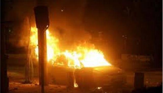 Τρόμος: Κινδύνεψαν ανήλικα, ζημιές σε διαμερίσματα από εμπρησμό ΙΧ   tanea.gr