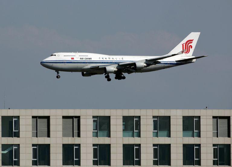 Air China: Στο Παρίσι επέστρεψε αεροσκάφος μετά από τρομοκρατική απειλή   tanea.gr