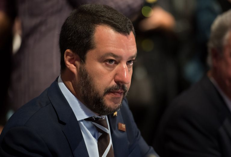 Σαλβίνι: Επικρίσεις χωρίς σχέδιο αποχώρησης από την ευρωζώνη | tanea.gr