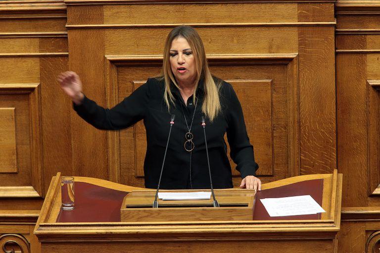 Επίθεση Γεννηματά στην Κυβέρνηση: Τελειώσατε, πάρτε το απόφαση | tanea.gr