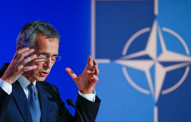 Στόλτενμπεργκ: Το ΝΑΤΟ στέκεται αλληλέγγυο στον ελληνικό λαό | tanea.gr