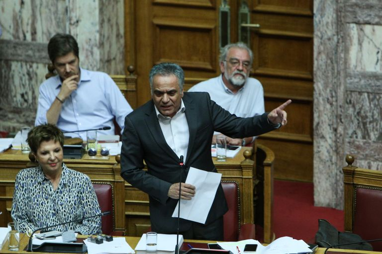 Για ακροδεξιό λόγο κατηγόρησε τον Κ. Μητσοτάκη ο Π. Σκουρλέτης | tanea.gr