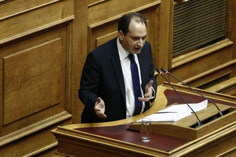 Σπίρτζης: Θα γκρεμίσουμε όπου χρειαστεί | tanea.gr