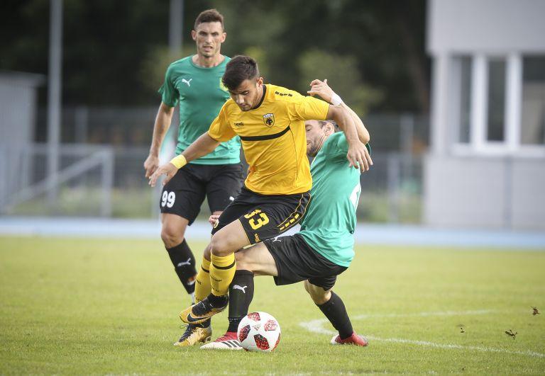 Ισοπαλία της ΑΕΚ με την ΑΕΚ Λάρνακας   tanea.gr