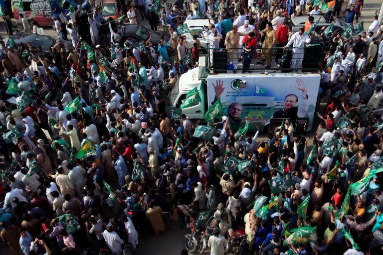 Πακιστάν: Συνελήφθη ο πρώην πρωθυπουργός Ναουάζ Σαρίφ | tanea.gr