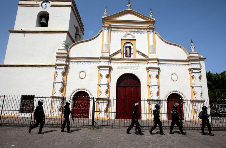 Νικαράγουα: Νεκροί δυο νεαροί από επίθεση σε εκκλησία   tanea.gr
