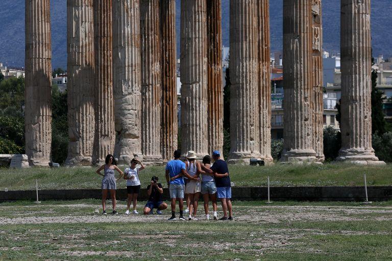 Αύξηση τουριστών και εισπράξεων στο α΄τρίμηνο του 2018 | tanea.gr