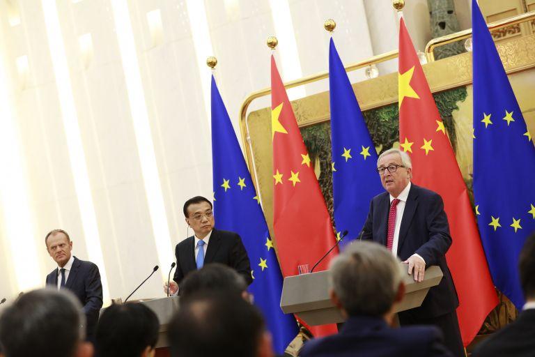 Σύνοδος ΕΕ – Κίνας: Αντίβαρο στους αμερικανικούς δασμούς ζητά η Κίνα | tanea.gr