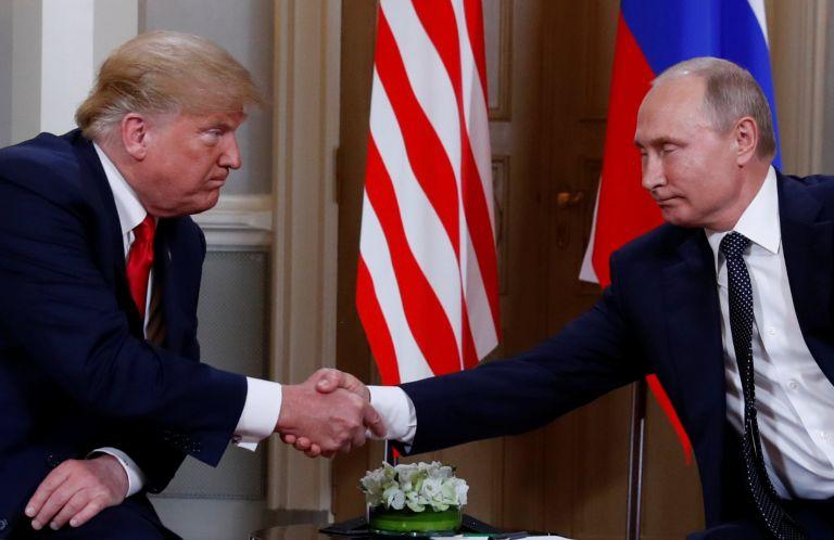 Σύνοδος ΗΠΑ – Ρωσίας : Συνάντηση «Τιτάνων» στο Ελσίνσι   tanea.gr