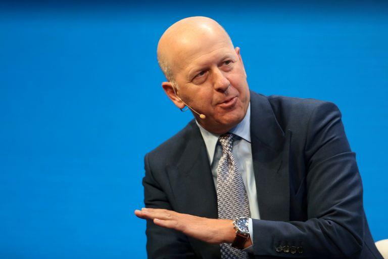 Αλλαγή στο τιμόνι της Goldman Sachs | tanea.gr