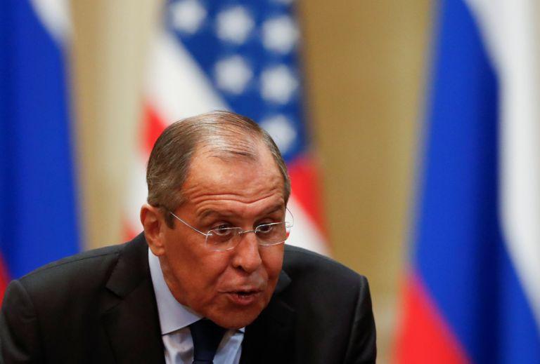 Λαβρόφ : «Καλύτερα και από σούπερ» πήγε η συνάντηση Τραμπ - Πούτιν | tanea.gr