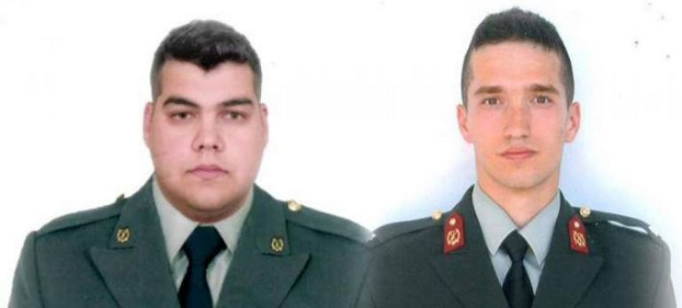 Goverrnment now demands fair trial for two Greek army officers, not immediate release   tanea.gr