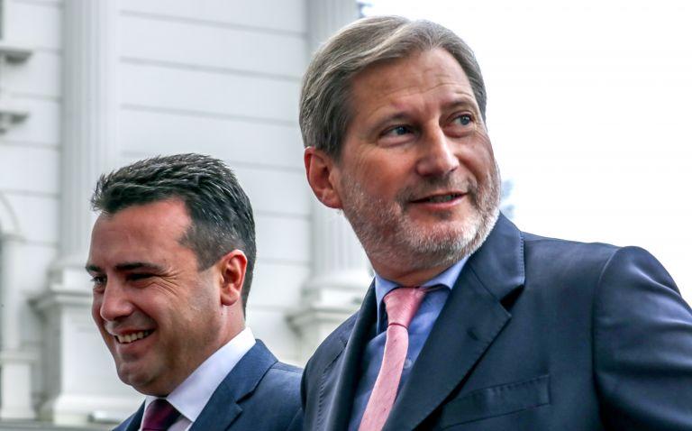 Χαν σε Σκοπιανούς: Εχουμε ραντεβού με την Ιστορία | tanea.gr