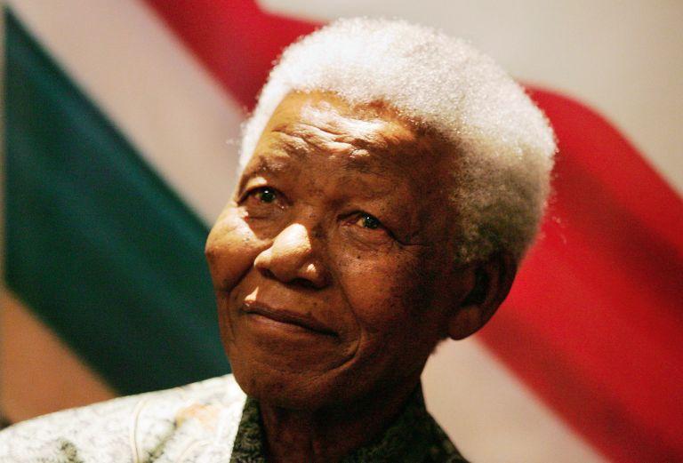 Nelson Mandela : Ενας εμβληματικός ηγέτης   tanea.gr