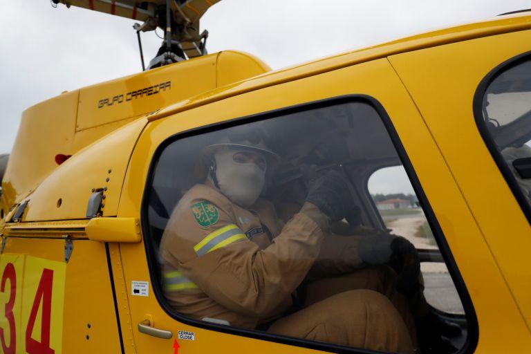 Πορτογαλία: Τεράστια κινητοποίηση για αποφυγή πυρκαγιών λόγω καύσωνα   tanea.gr